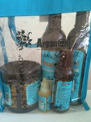 Boe Argan Oil Hair Kit