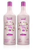 Inoar Teen Apple Jelly 2-Step Keratin System Kit