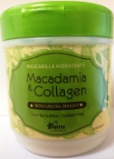 Halka Macadamia & Collagen Hair Treatment - 16 oz.